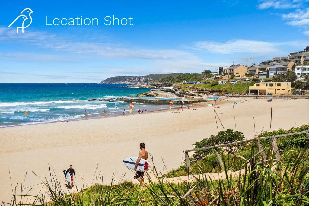 Location Beach